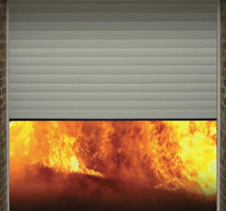 Cửa cuốn chống cháy AF 85